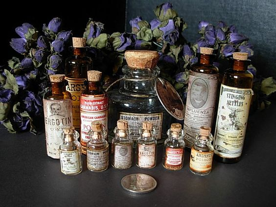 medicine bottle and halloween ideas on pinterest