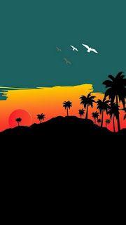 أفضل خلفيات ايفون دقة عالية Best Iphone Wallpaper Ever Beautiful Landscape Paintings Scenery Wallpaper Landscape Paintings