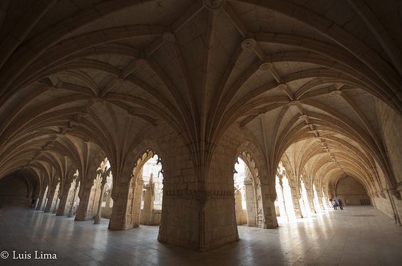 Mosteiro dos Jeronimos, Lisboa