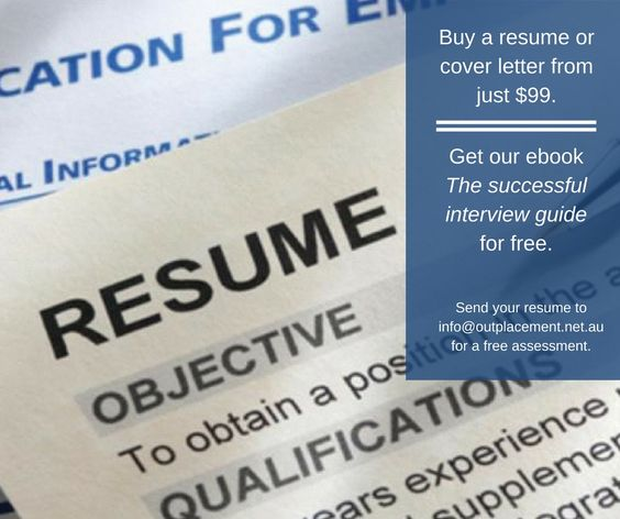 Resume writing services online shop Interview advice, Writing - professional resume and cover letter services