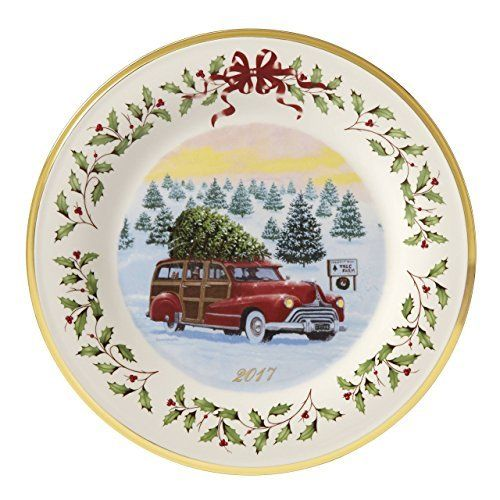 Lenix Christmas Plates 2020 Top 10 Lenox Collector Plates of 2020 | No Place Called Home