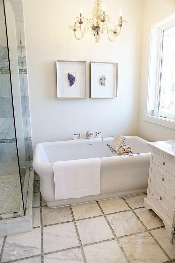 Diseño, bañera exenta and vanidades on pinterest