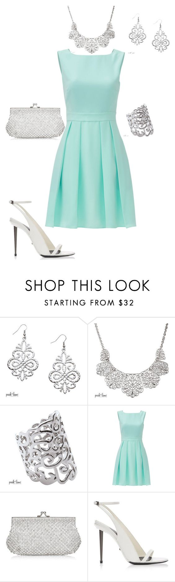 """Park Lane Jewelry - Flora"" by dlpearce on Polyvore featuring Kate Spade and Monsoon"