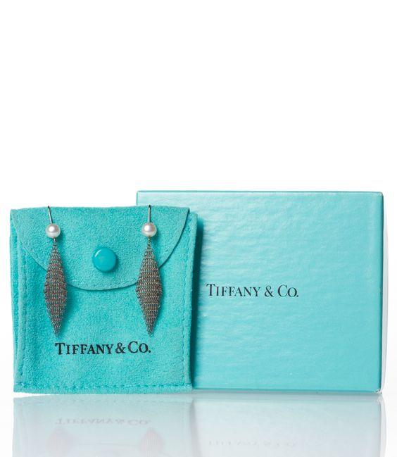 TIFFANY & CO. EARRINGS @SHOP-HERS