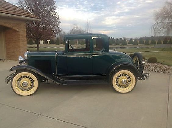 Chevrolet other vinyl cloth 1931 chevy 5 window coupe for 1931 chevy 5 window coupe