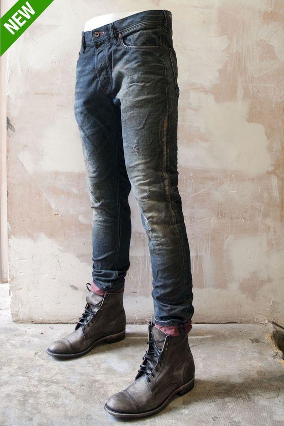diesel skinny jeans - Jean Yu Beauty