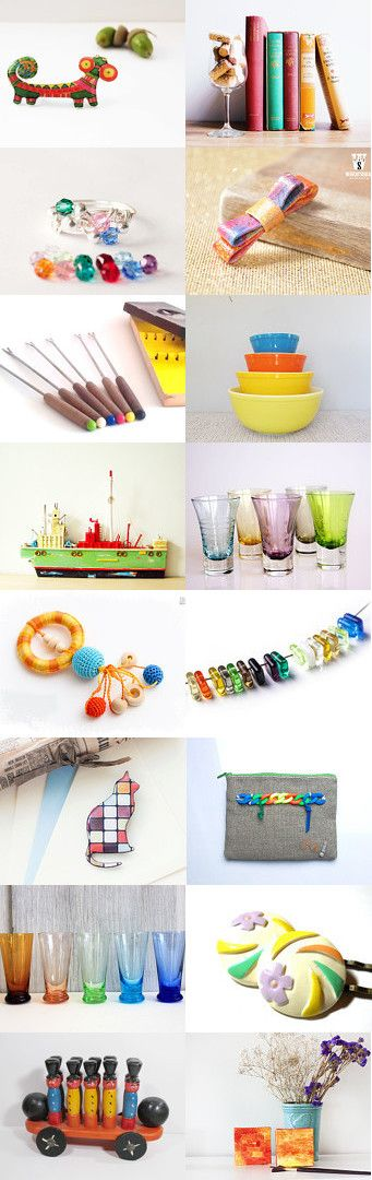 Crazy Mix by Nonna Soul on Etsy--Pinned with TreasuryPin.com