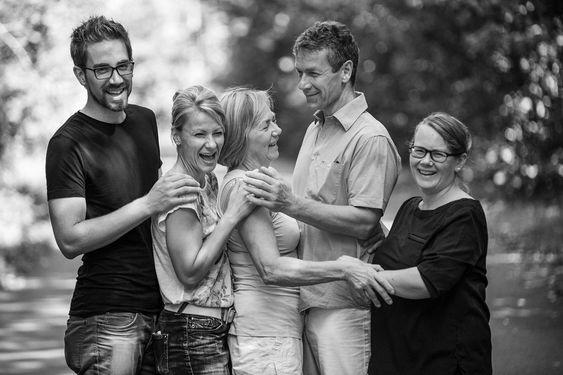 Gruppenfoto familienfoto germany deutschland familienshooting