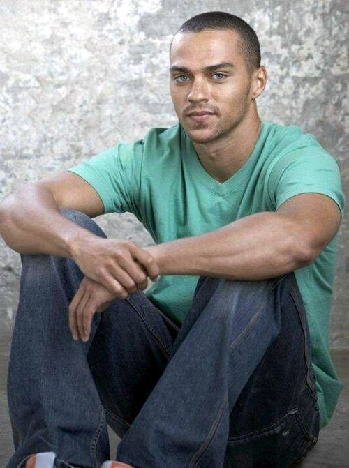 The gallery for --> Jesse Williams Photoshoot