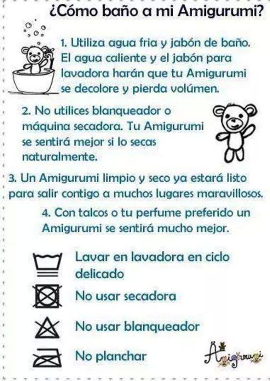 Como lavar ;)