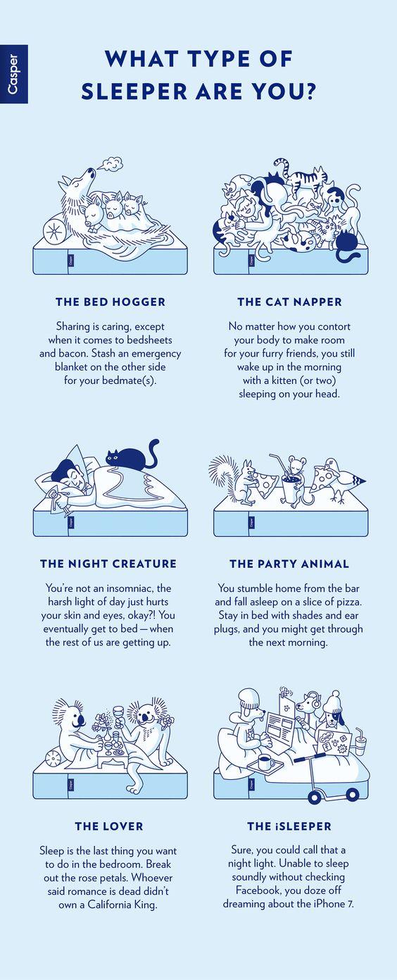 Casper Mattress Sleepers