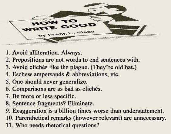 What to expect from English 101 AKA Freshman Writing?