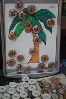 Kinder Kapers: Learning the Alphabet ROCKS!