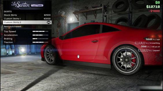 GTA 5 CUSTOM CAR SERIES - EPISODE 2 - Mitsubishi Eclipse