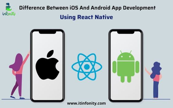 React Native It Infonity In 2020 Website Development Web Design Websites Mobile App Development Companies