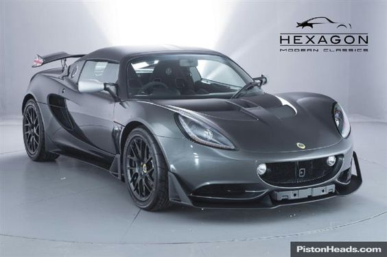 Used LOTUS ELISE S 1.8 VVT-i CR 2dr for sale in London | Pistonheads