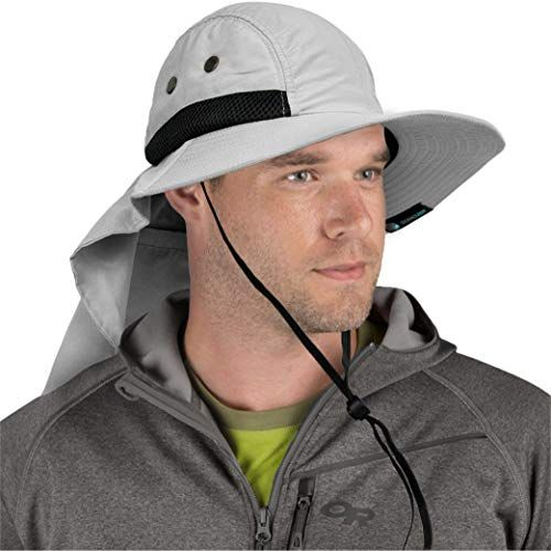 Sun Cube Fishing Sun Hat For Men With Neck Cover Flap Wi Https Www Amazon Com Dp B07hs1f6yh Ref Cm Sw R Pi Dp U X Il Hat For Man Hiking Hat Mens Sun Hats