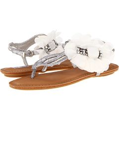 Not Rated at Zappos. Free shipping, free returns, more happiness!  Wedding Sandals - Check!