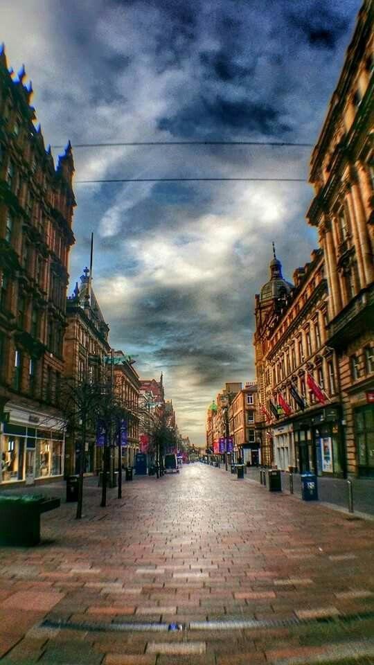 Buchanan Street , Glasgow