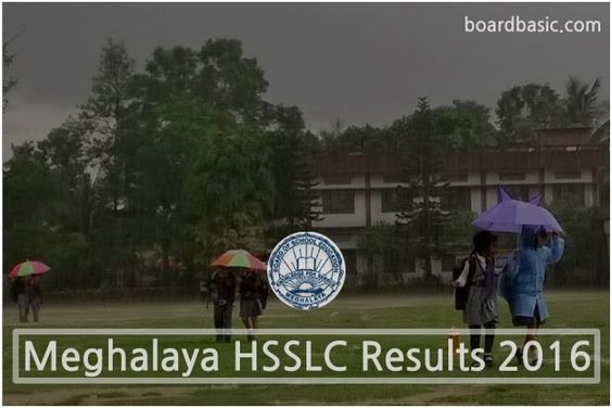 Meghalaya Board 12th Result 2016: Students can check MBOSE HSSLC Results and MBOSE HSSLC Results 2016 for Arts, Commerce, Science & Vocational Examinations.