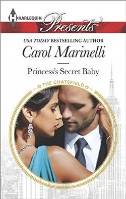 Princess's Secret Baby (The Chatsfield Book 11)