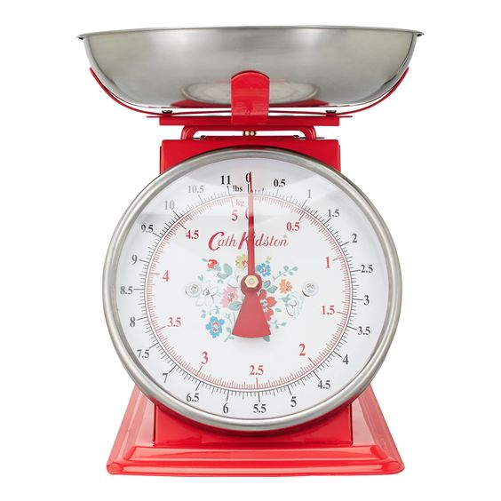New baking clifton rose weighing scales cath kidston for Kitchen scale for baking