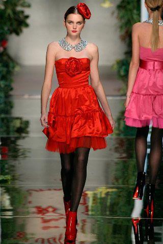Sfilate Blugirl Collezioni Autunno-Inverno 07-08 - Sfilate Milano - Moda Donna - Style.it