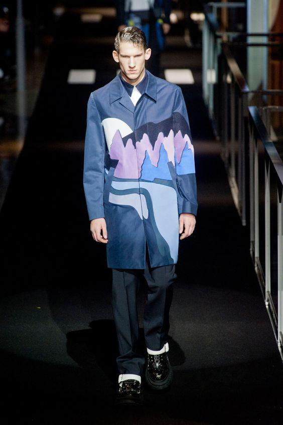 Kenzo | FW 2014 | Mode Masculine