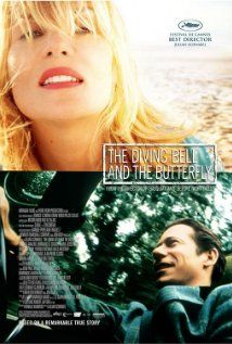 The Diving Bell and the Butterfly  The go-to film for a rainy day melancholy mood...