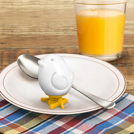 Fred Egg-A-Matic Chick Boiled Egg Mold | Sur La Table