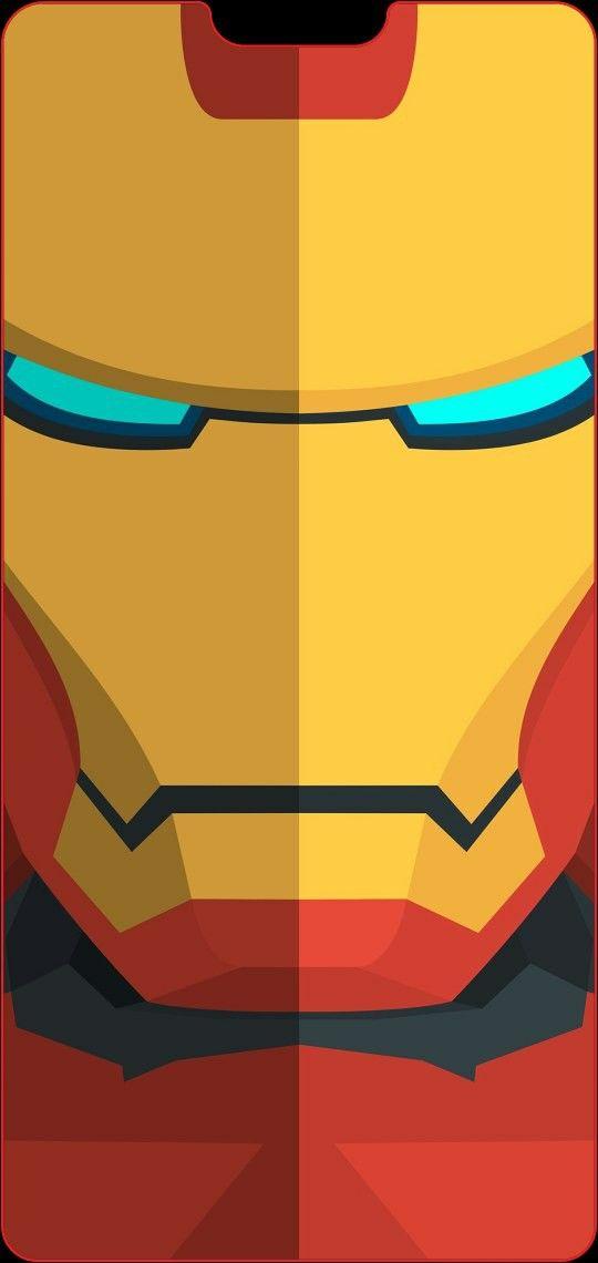 Notch Ironman Iron Man Wallpaper Man Wallpaper Marvel Wallpaper Iphone notch wallpaper hd download