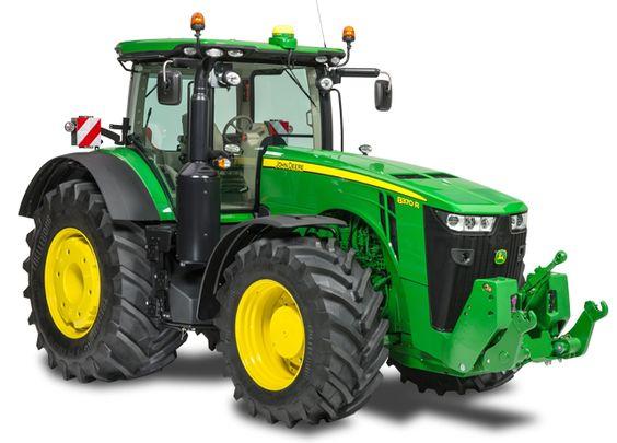 Tracteurs JohnDeere 8295R série8R