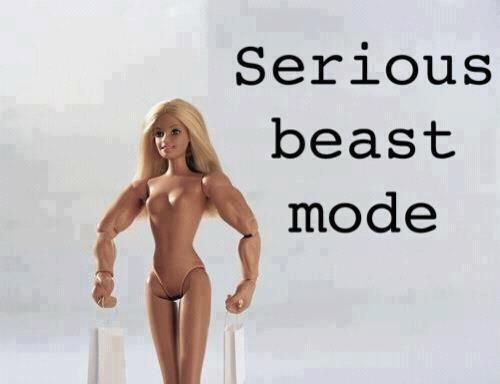 The new and improved Barbie :)