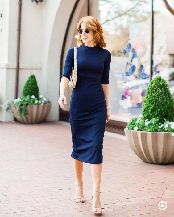 Летний деловой стиль 2019 для женщин 40-50 лет: 18 стильных образов