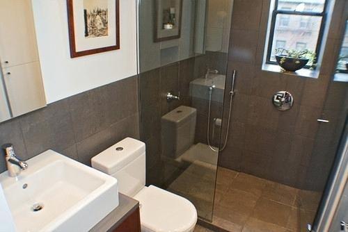 4 X 9 Bathroom Layout Captivating 5 X 9 Bathroom Layout With