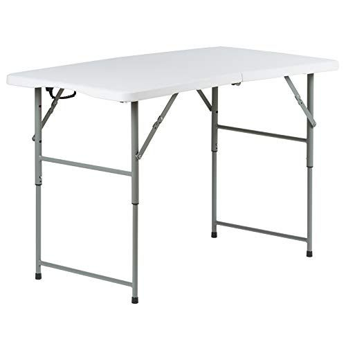 Hartleys Table Pliable 120cm Jardin Camping Banquet Buffet Marriage Table Pliable Table Pliable Table Et Mobilier Jardin