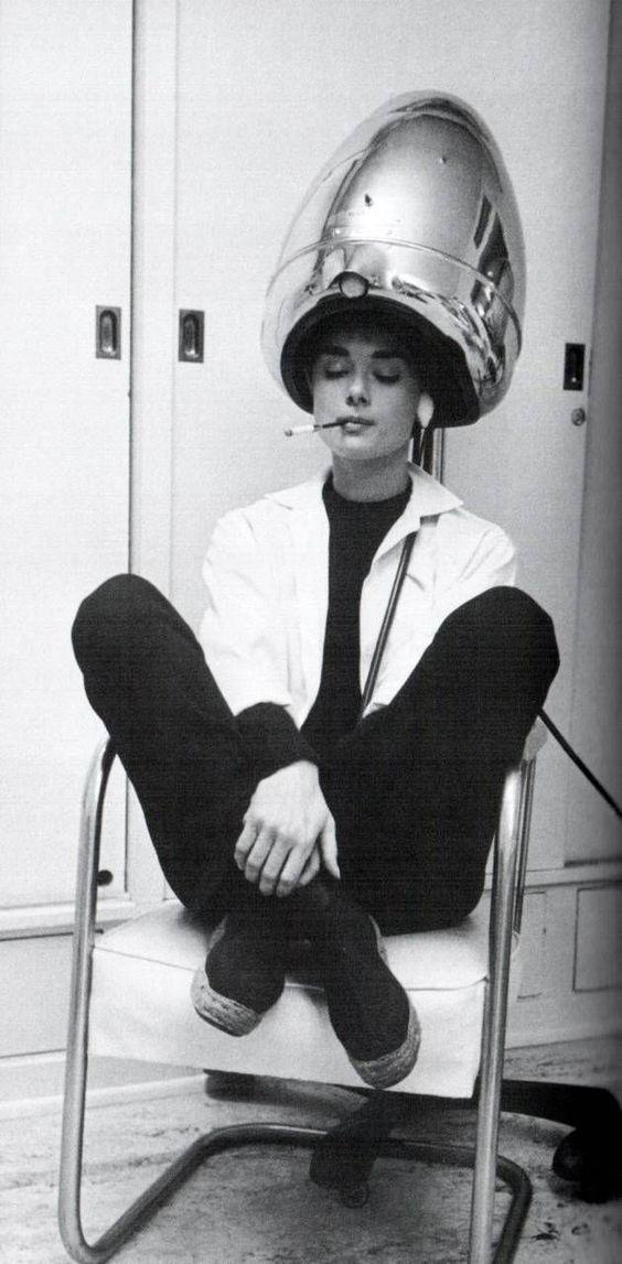 Rare Audrey Hepburn Pictures