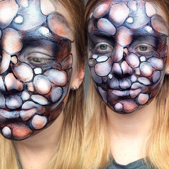 20 minutes - Elle fait le buzz grâce à sa maîtrise du maquillage - Lifestyle