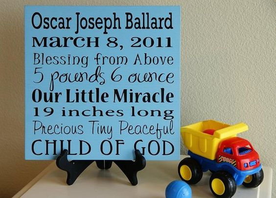 cute board from word whipped: Baby Announcement, Baby Subway Art, Art Soooo, Kids Room Art, Art Announcement, Kids Rooms