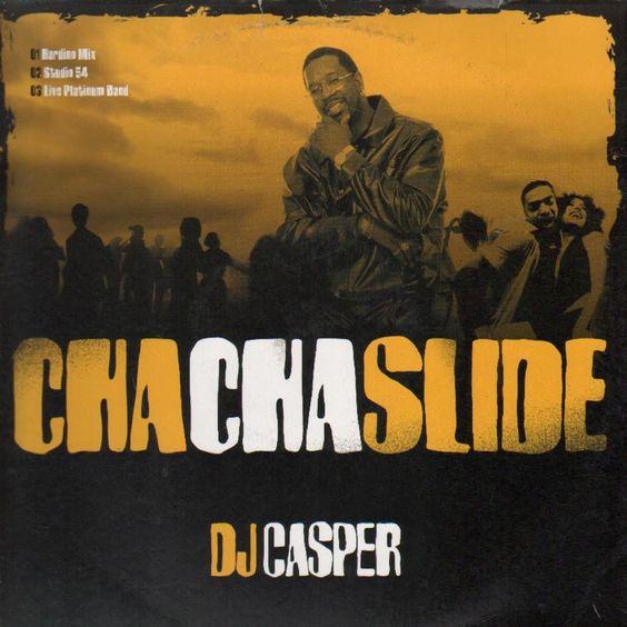 DJ Casper – Cha Cha Slide (single cover art)