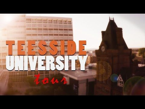 Teesside University advert 2016 - YouTube
