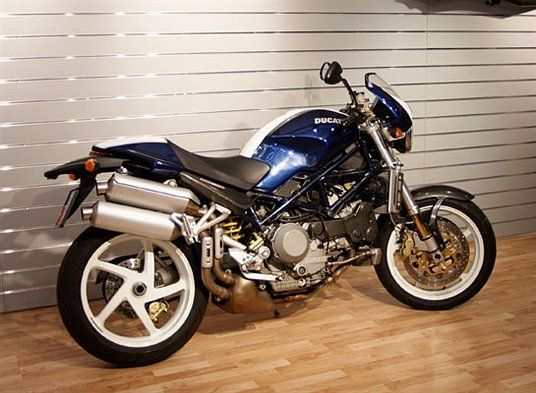 Ducati Monster S4R - If