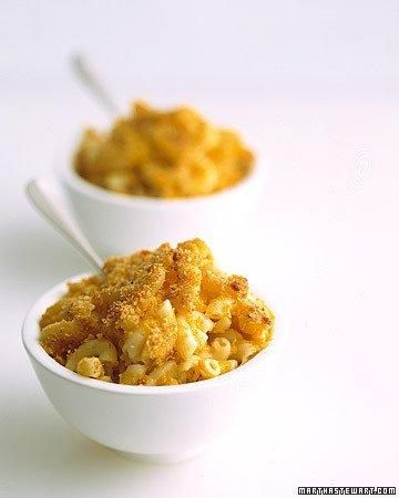 Macaroni and Cheese with Butternut Squash Recipe