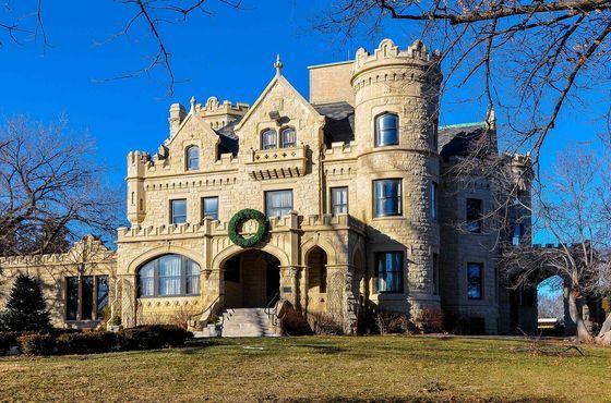 Joslyn Castle Real Estate | Joslyn Castle Homes for Sale