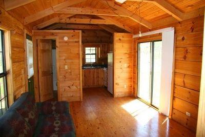 Log Cabin Park Model Only 26 800 Free Rv