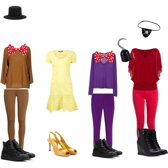 Five nights at freddy s outfits quot by princessmarmar on polyvore