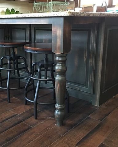Kitchen Island Legs Corbels Table Furniture Feet
