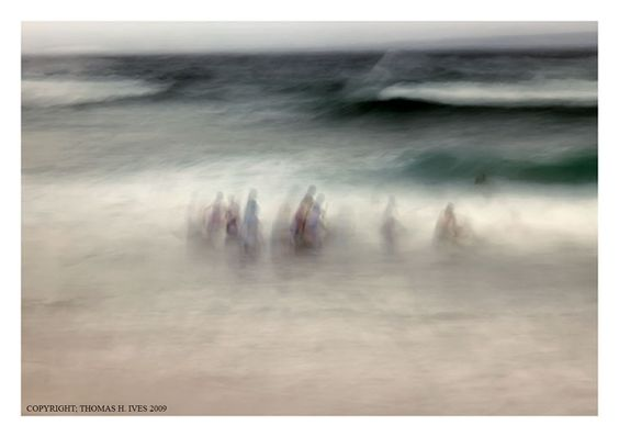 How can photography be both sharp in focus yet dreamlike? Meet Thomas Ives photographer on www.clothandgoods.com