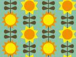 Glückwunsch zu Platz 1 bei der Summertime Stoffparade: Design - Sonnen - by frauZucker