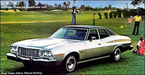 Ford 1976 Grand Torino Ford Torino Ford